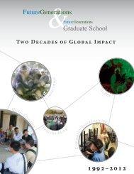 FutureGenerations Graduate School
