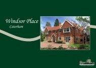 Download Brochure - Windsor Homes plc