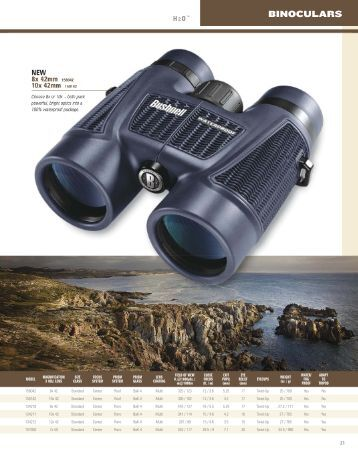 BINOCULARS CATALOG Part 2