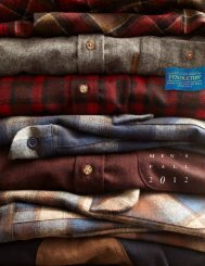 Pendleton Mens 2012 Catalog - Western Varieties