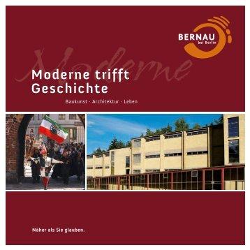 Laden Sie hier die komplette Broschüre als PDF ... - BeSt Bernau