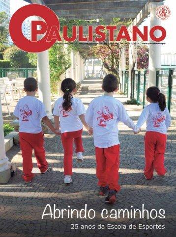 Agosto - Club Athletico Paulistano