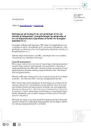 Høringssvar - Foreningen af Rådgivende Ingeniører F.R.I.