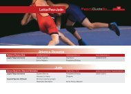 Lotta-Pesi-Judo - Comune di Savona
