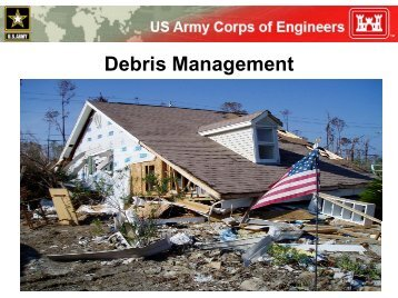 Debris - U.S. National Response Team (NRT)