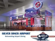 Time Segmented Carryout - Silver Diner