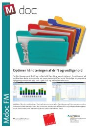 Hent Mdoc FM brochure (PDF) - NTI CADcenter
