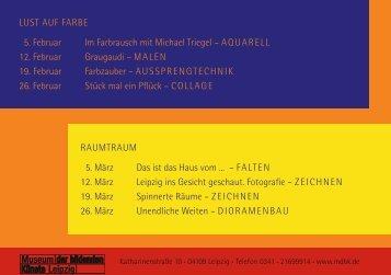 lust auf farbe 5. februar Im farbrausch mit Michael triegel – aquarell 12.