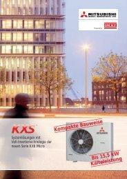 Prospekt KX-KX6 - COMFORT – KLIMA.at