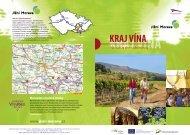 KRAJ VÍNA - Centrála cestovního ruchu - Jižní Morava