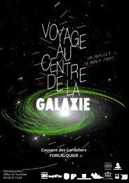 Flyer sur Expo - Observatoire de Haute-Provence