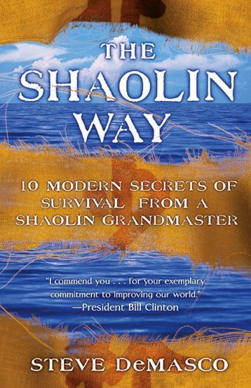 The Shaolin Way - HarperCollins Publishers