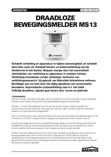 MS13E - De Beveiligingswinkel