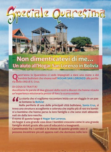 scarica il file premendo qui - Seminario di Bergamo