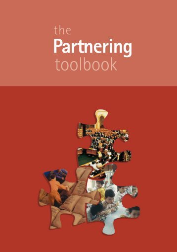 Partnering Toolbook - Global Business School Network