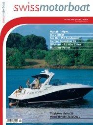 Copertina 6_2010.pdf - Swiss Motor Boat