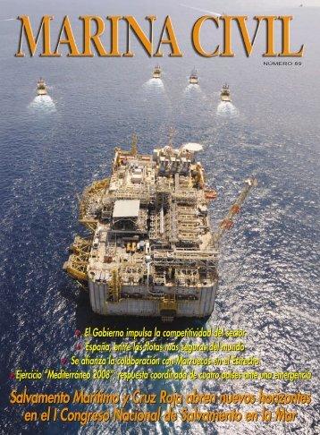 Salvamento Marítimo y Cruz Roja abren nuevos horizontes en el I ...