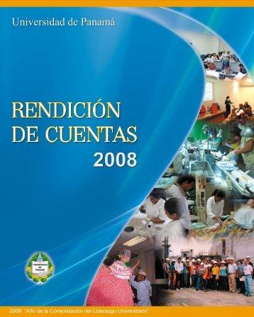 2008 - Universidad de Panamá