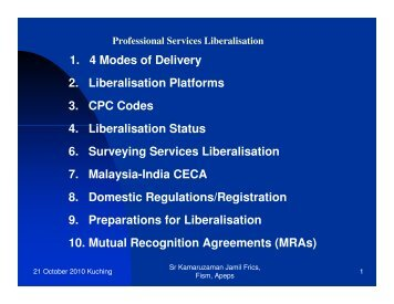 Professional Services Liberalisation - RISM Wiki