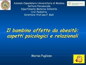 Marisa Pugliese - Comune di Modena