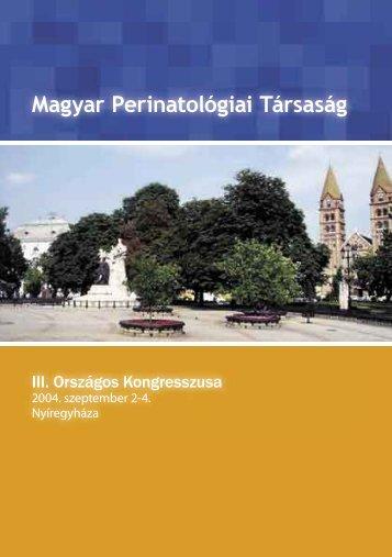 Magyar Perinatológiai Társaság - Blaguss Utazási Iroda Kft.