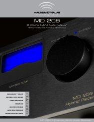 MD-209 - Brochure - Magnum Dynalab