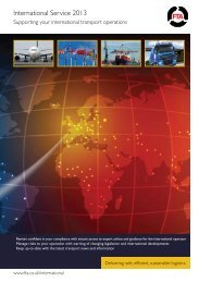 International_membership_form_2013 - Freight Transport Association
