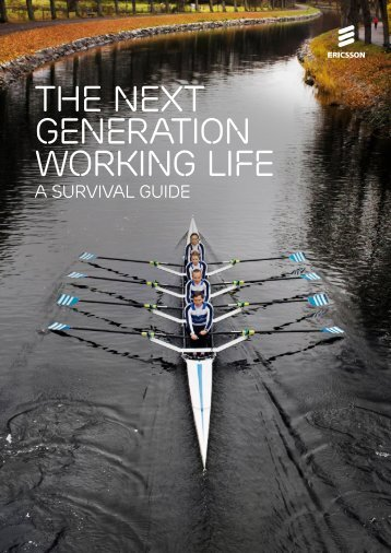 Ericsson-Working-Life-Survival-guide