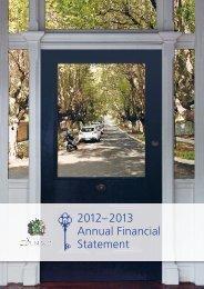 Annual-Financial-Statement-2012-2013