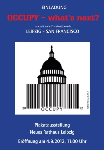 OCCUPY – what's next? - Stiftung Plakat OST
