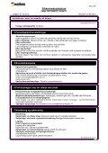 Sikkerhedsdatablad 1 weber.tec Superflex D 2 - Page 2