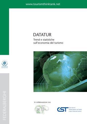 Datatur (2012) - Federalberghi