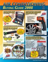 cooling system tester with free line clamps deluxe infrared ... - aesco