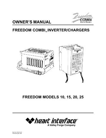 xantrex system control panel manual