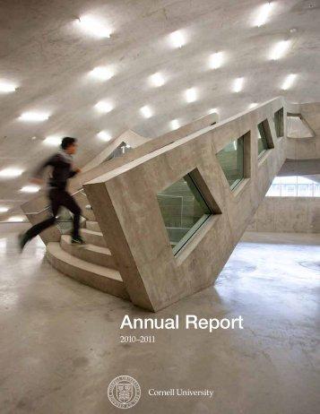 Annual Report - DFA Home - Cornell University