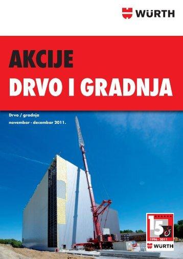 Drvo Gradnja 4 novembar i PnG.indb - Wurth