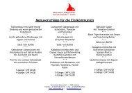 als erste Idee für Ihr Event im Turm Hotel Grächerhof - Matterhorn ...