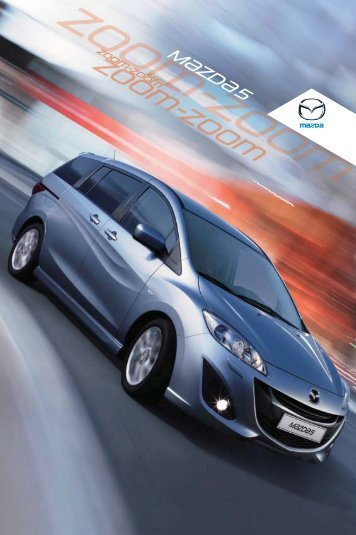 Download Mazda5 Brochure