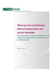 DIW-econ-MwSt-Reform-Aktualisierung-2013-v1.0