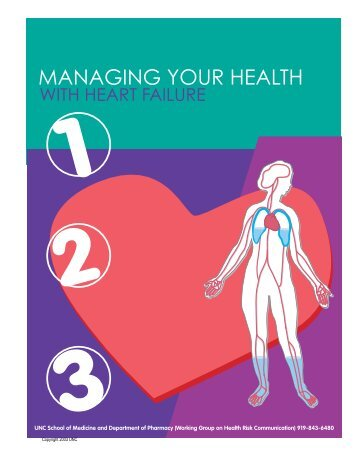 managing your health with heart failure