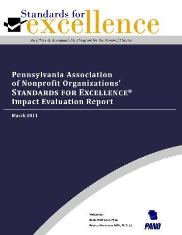 Full Report - Pennsylvania Association of Nonprofit Organizations