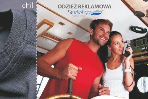 Katalog - Odzież reklamowa