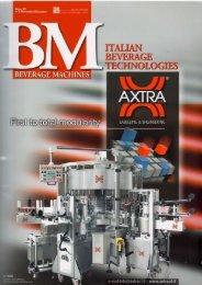 ITALIAN BEVERAGE TECHNOLOGIES - Siapi