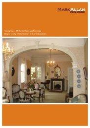 Download brochure - Mark Allan Property Consultants