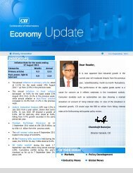 Economy Update 5-11 September - CII