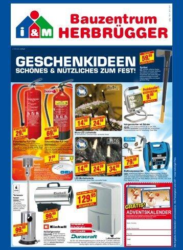 HERBRÜGGER - Eurobaustoff