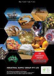 industrial supply group - McGinns