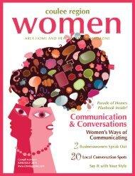 June/July - Coulee Region Women's Magazine