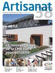 magazine d'octobre 2011 - Chambre des Métiers et de l'Artisanat