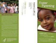 Project Match Brochure - AdoptUSKids